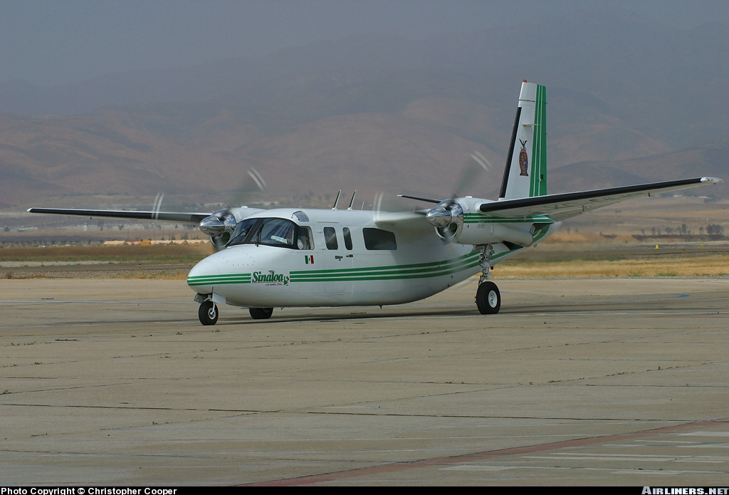 aeronaves - Aeronaves  Matriculas  XC-  ( Por Estados) Rockwell_690_B_Turbo_Commander_XC_HHS_2005