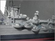 USS INDIANAPOLIS 1945 1/350 Academy P8050013