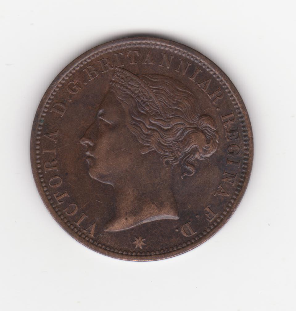 1/12 chelín 1894, Jersey Jersey_victoria