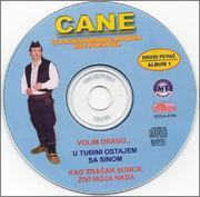 Stanoje Ranisavljevic Cane -Kolekcija Cane_Volim_dragu_cd
