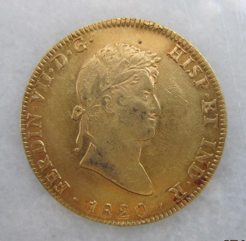 Recopilación de los 8 escudos de Fernando VII del foro Image