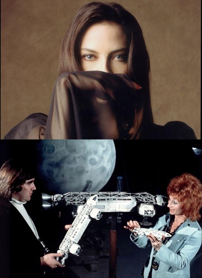 SPACE: 1999 & Gerry Anderson Juliet_Landau-_Brian_Johnson-_Sylvia_Anderson