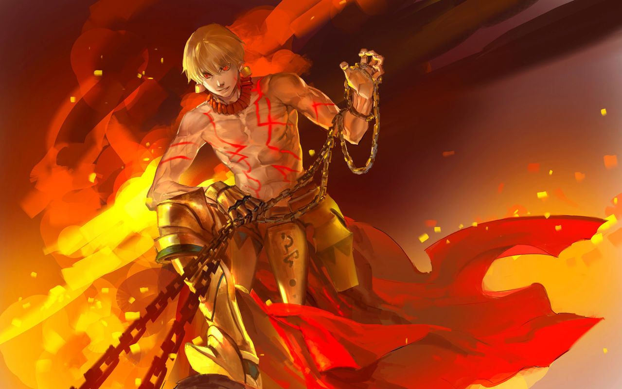 Ba'al, the Original King Gilgamesh_full_1156953