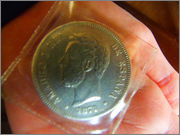 AMADEO I REY DE ESPAÑA 1871 - esta si ?? P2290032