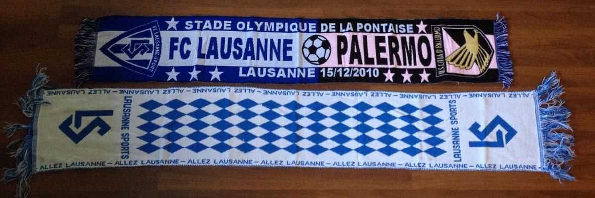 Echarpes LS + Lausanne/Palerme Photo