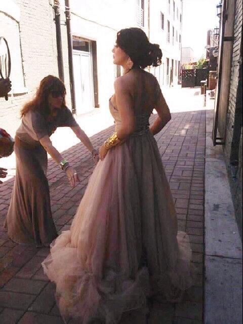 Cute Preity Zinta shooting at Couture Los Angeles BRAU5nh_CIAEJJKF