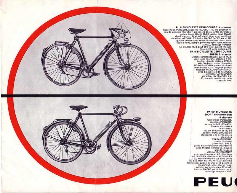 Peugeot PX 8 (10 vitesses 61/63) 1963_2