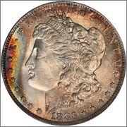 1 Dolar 1883 O (New Orleans) Image