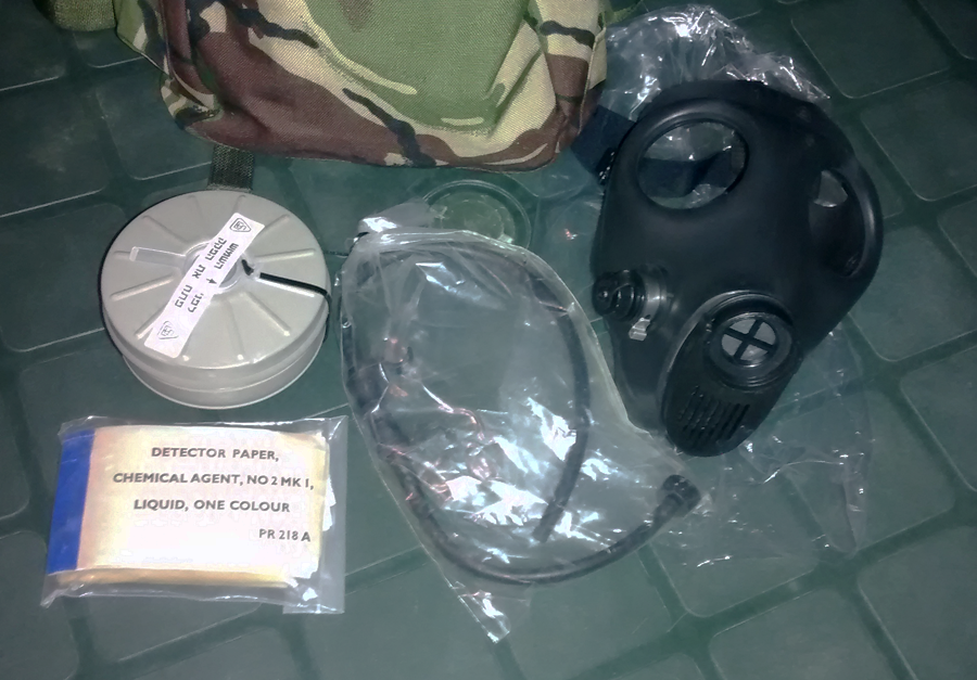[REVIEW] 4A1 Israeli GAS MASK Image
