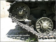 Советский тяжелый танк ИС-2, ЧКЗ, февраль 1944 г.,  Музей вооружения в Цитадели г.Познань, Польша. 2_036
