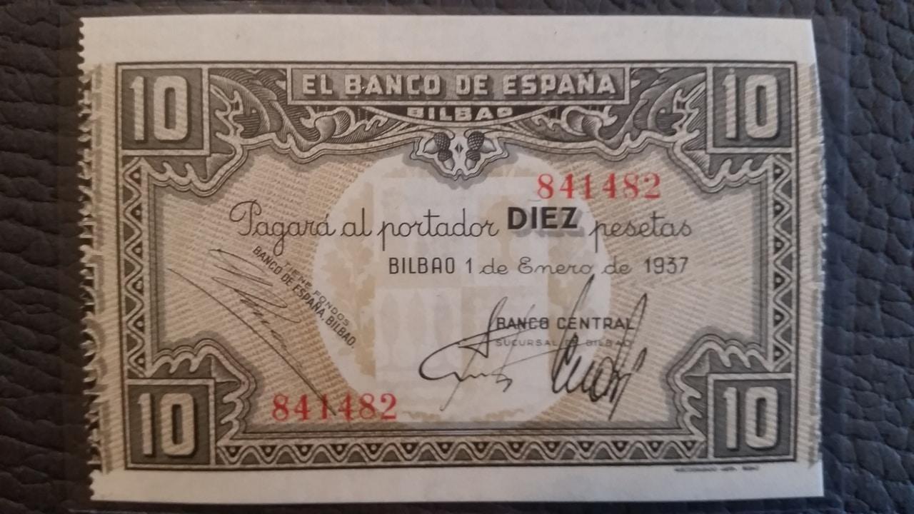 Colección de billetes españoles, sin serie o serie A de Sefcor pendientes de graduar - Página 2 20161217_115243_0