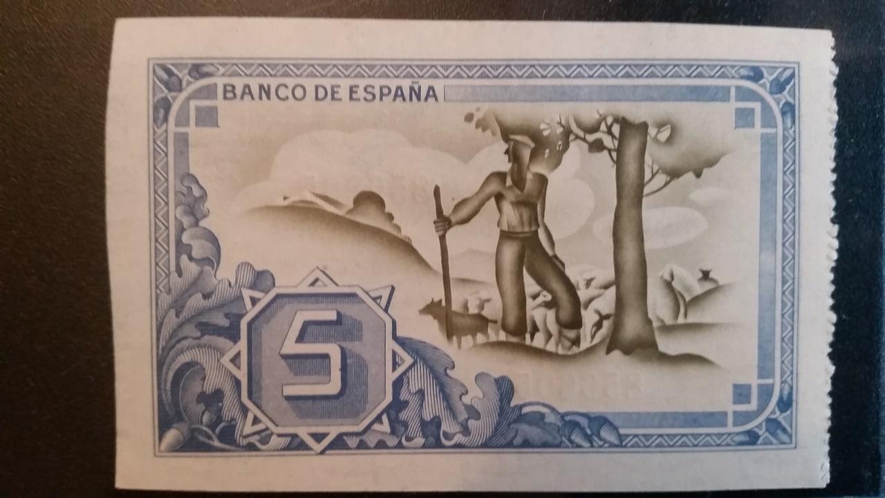 Colección de billetes españoles, sin serie o serie A de Sefcor pendientes de graduar - Página 2 20161217_121832