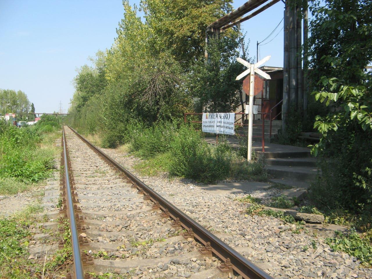 Calea ferată directă Oradea Vest - Episcopia Bihor IMG_0046