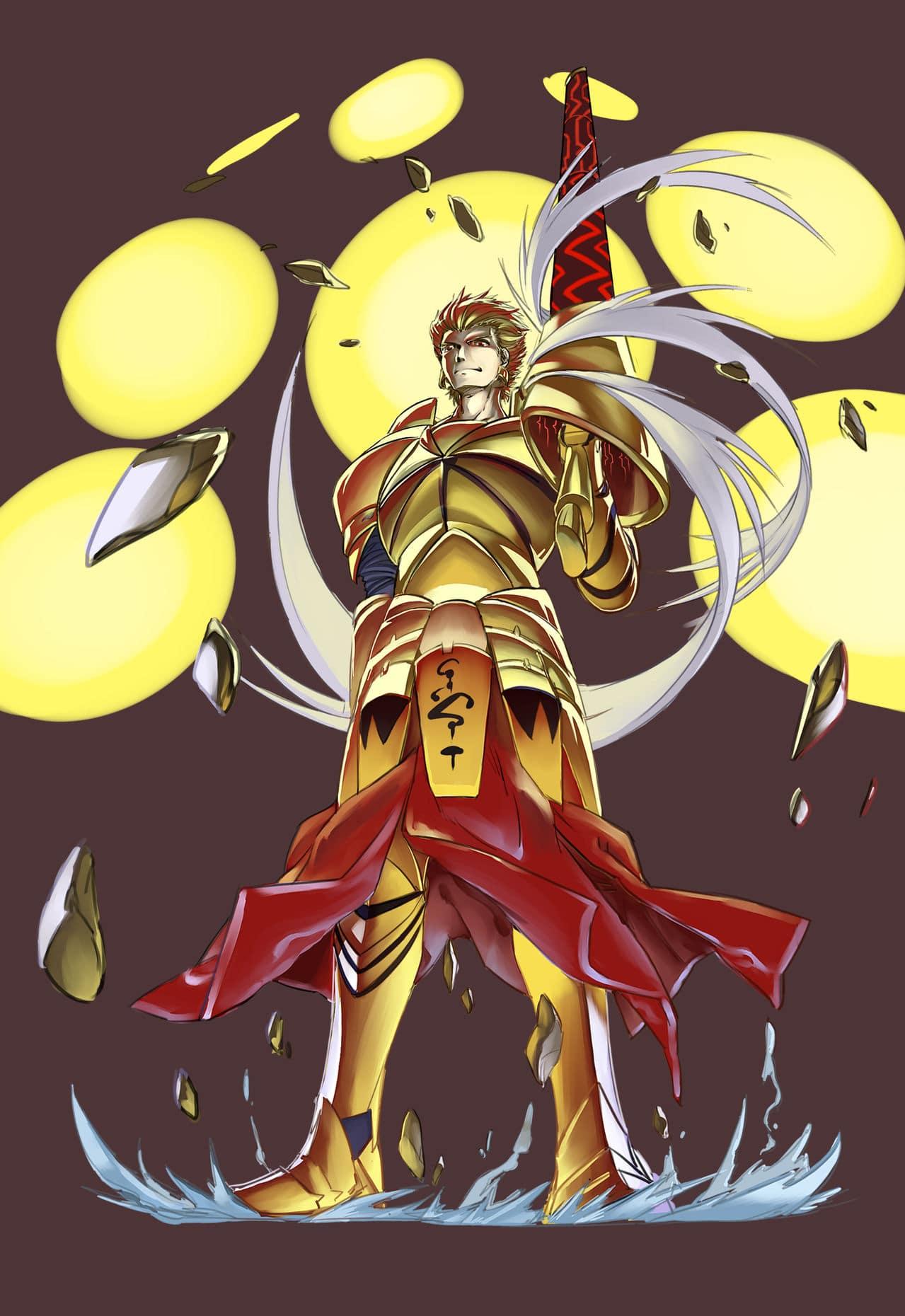 Ba'al, the Original King Gilgamesh_full_1320846