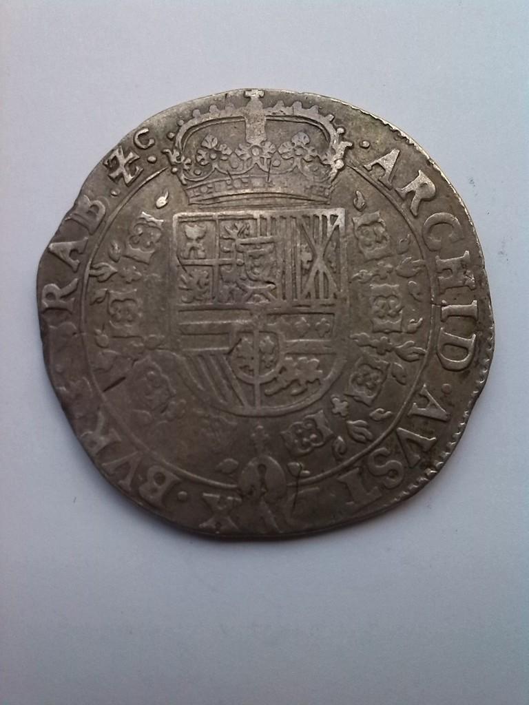 Patagon de 1624. Felipe IV ceca de Amberes. Image