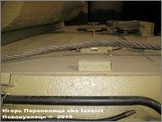 "Немецкий тяжелый танк PzKpfw V Ausf.G ""Panther"", SdKfz 171, Oorlogsmuseum, Overloon, Netherland Panther_Overloon_016"