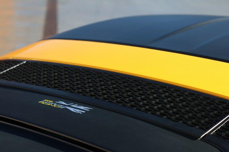 Lotus Exige 3.5 V6 Sport 350, una ventata di freschezza IMG_1652