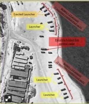 Islas en conflicto en Sudasia- Spratley,Paracel - conflictos, documentacion, acuerdos y articulos Woodyislandmissiles