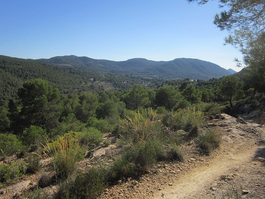EL RECONCO,Biar + COVA NEGRA (ruta motosenderista) Biar105