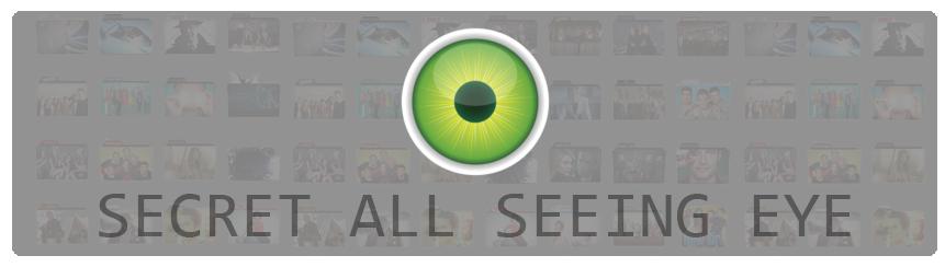 Secret All Seeing Eye