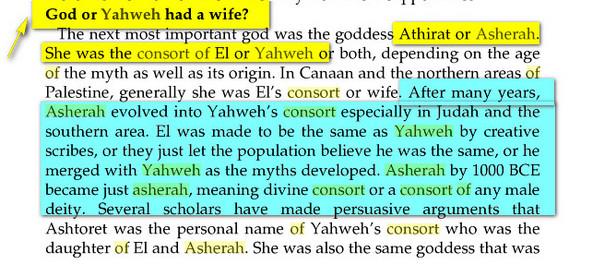 Les Absurdités du christianisme des Témoins de jéhovah Yahweh_paien4