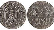ALEMANIA 2 D. Mark 1951 Alemainia_R_F_2_Mark_1951