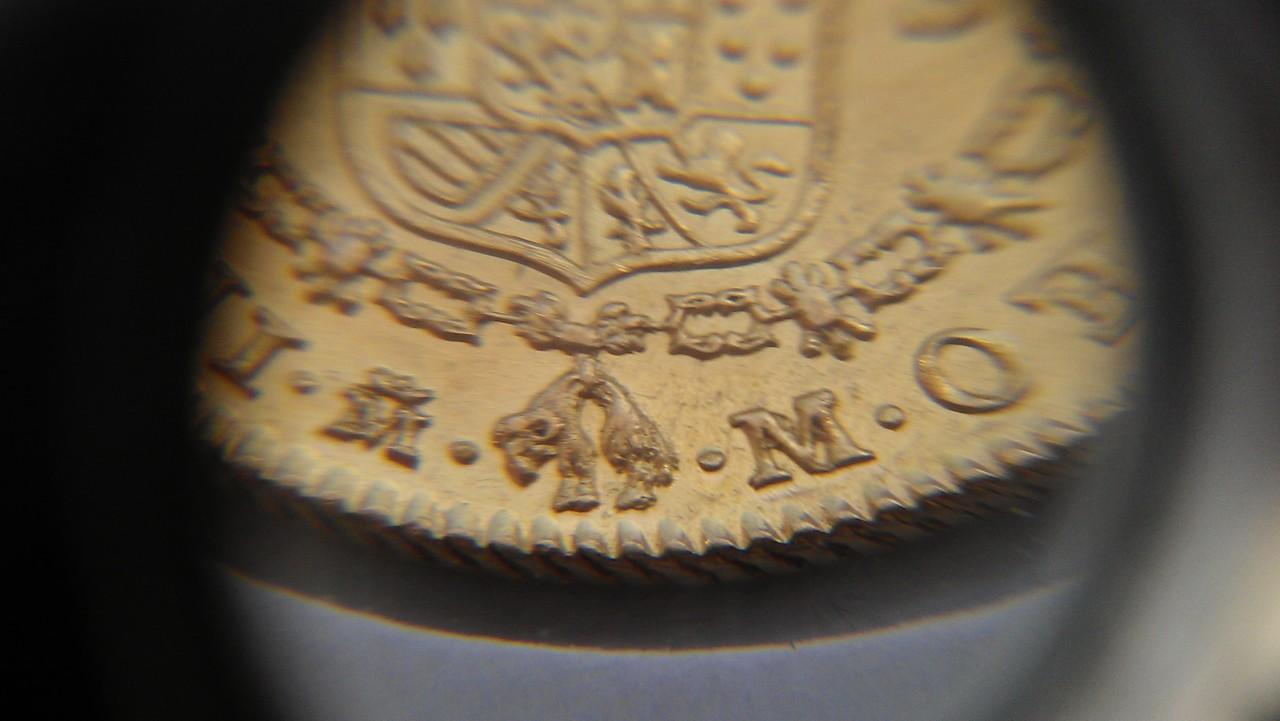 2  escudos 1788/1. Carlos III. Madrid. IMAG0562