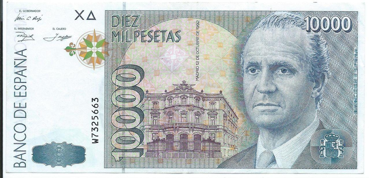 dudas con los billetes de 1992  Image