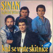 Sinan Sakic  - Diskografija  Sinan_Sakic_1990_LP_prednja