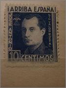 10 Céntimos de Jose Antonio. ¡Arriba España! P4013699