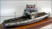 NARROW GAUGE FERRY 1/87 ARTITEC P1010011
