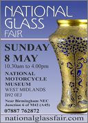 UK - NATIONAL GLASS FAIR - Sunday 8th May** A4_flyer_for_National_Fair_15