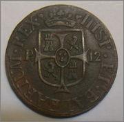 12 dineros fernado VII balearium 12_dineros_reverso1812_fer