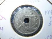 50 centimos 1949 *53 estado español DSC04761