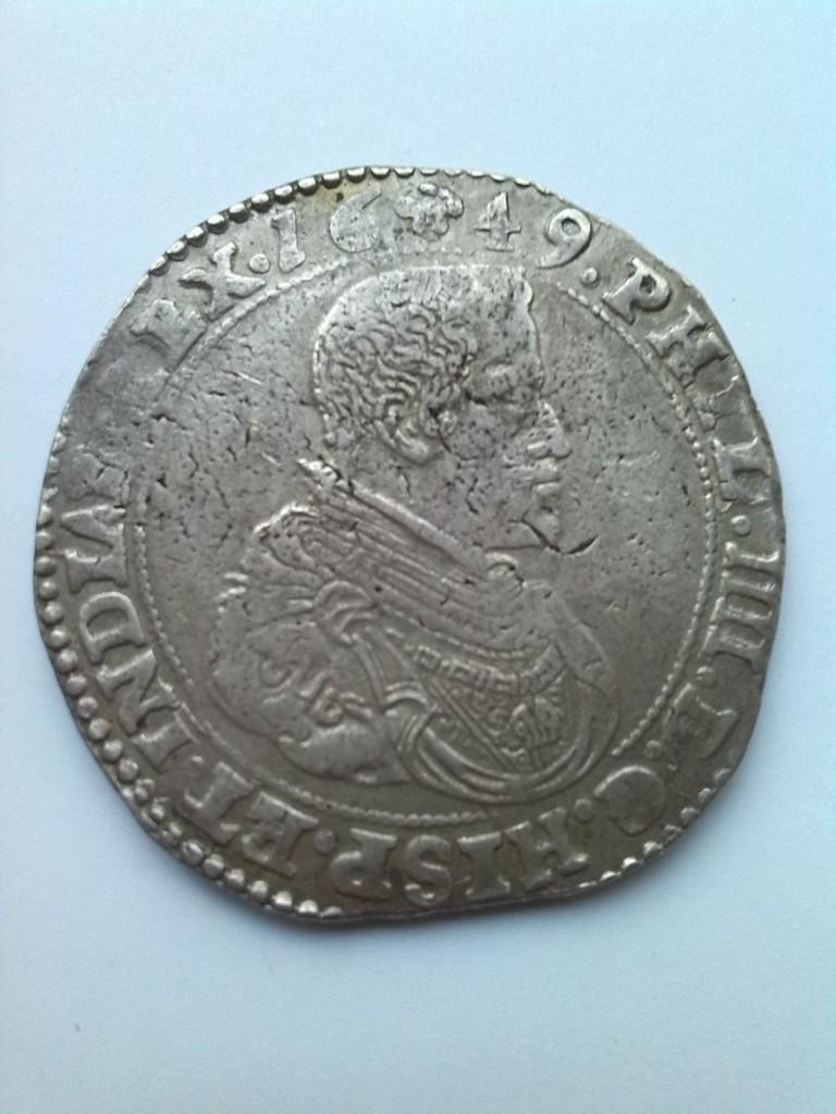 ducaton de Felipe IV año 1649 de Bruselas IMG_20150818_195134