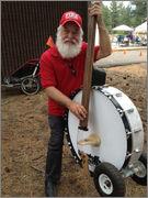 Contrabaixo de acordo com as famílias de instrumentos Bass_Banjo_Flagstaff_AZ