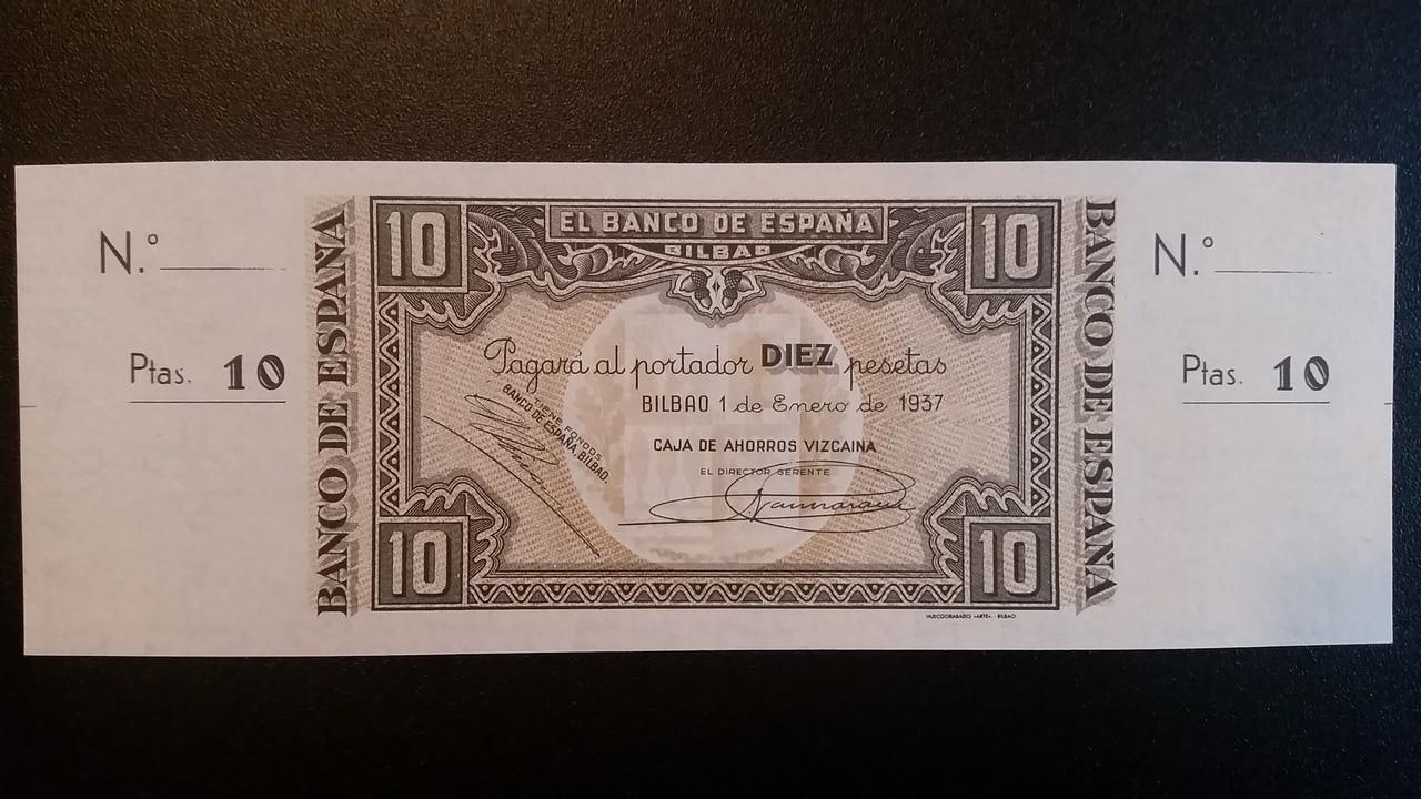 Colección de billetes españoles, sin serie o serie A de Sefcor pendientes de graduar - Página 2 20161217_115902