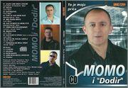 Momo i Dodir - Diskografija To_je_moja_prica_omot_1