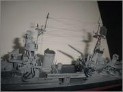 USS INDIANAPOLIS 1945 1/350 Academy P8050007