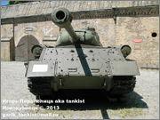 Советский тяжелый танк ИС-2, ЧКЗ, февраль 1944 г.,  Музей вооружения в Цитадели г.Познань, Польша. 2_016