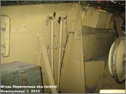 """Немецкая 15,0 см САУ """"Hummel"""" Sd.Kfz. 165,  Deutsches Panzermuseum, Munster, Deutschland Hummel_Munster_031"""