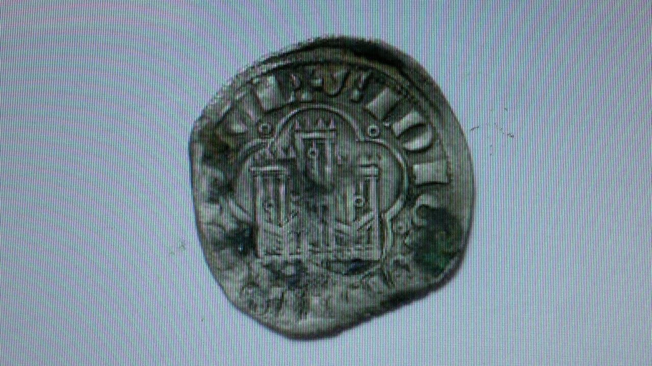 Dinero de Alfonso XI (1312-1350) de Sevilla (Sitio de Algeciras) 2013_10_28_2960