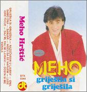 Mehmed Meho Hrstic - Diskografija 1986_pz