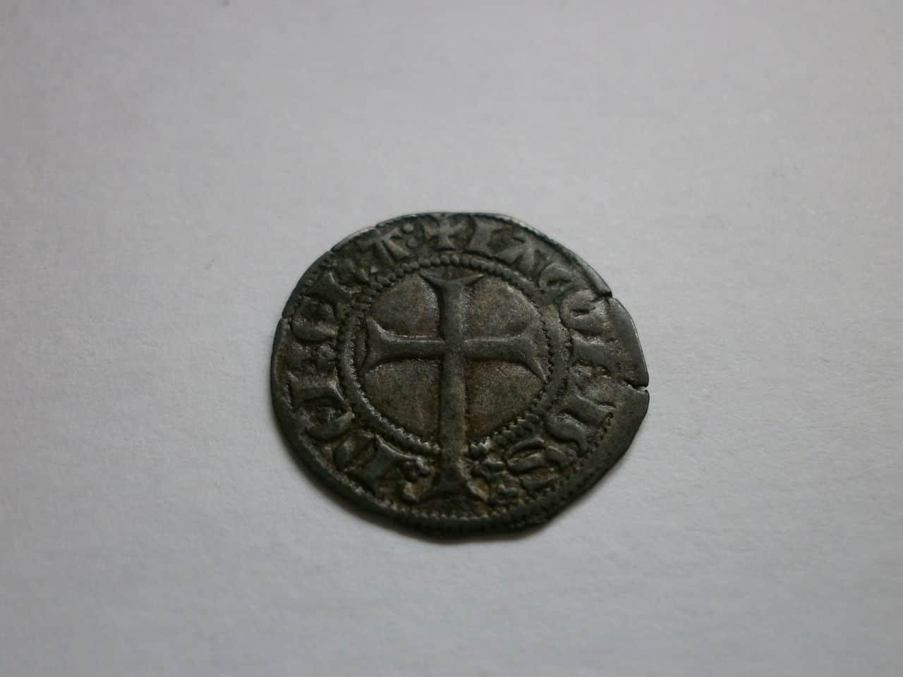 Diner de Jaume II (Regne de Mallorca, 1276-1311). P6060002