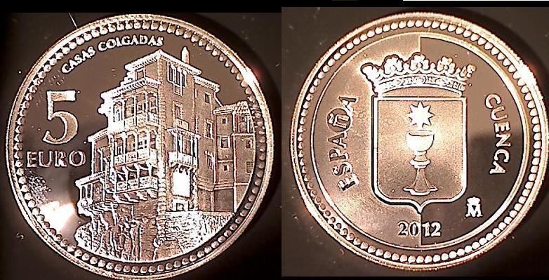 Exposición para EUROS y PRUEBAS DE EURO Image