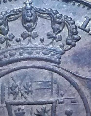 100 reales Isabel II - Falsa de época - Página 2 Image