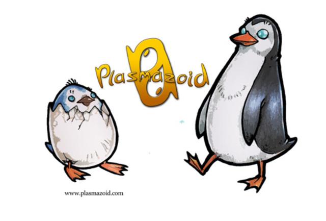 Plasmazoid - Webcomic - Estudo de Personagens, Rascunhos ... Geladosinicial