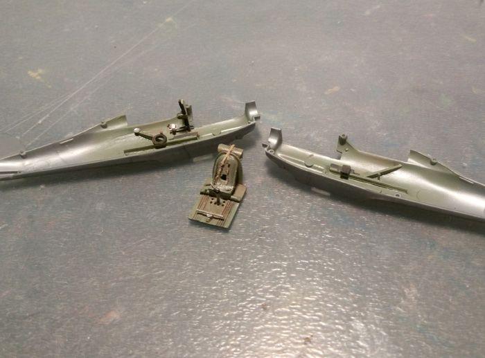Gloster Gladiator Mk.I, Matchbox/Revell, 1/72 DSC03046