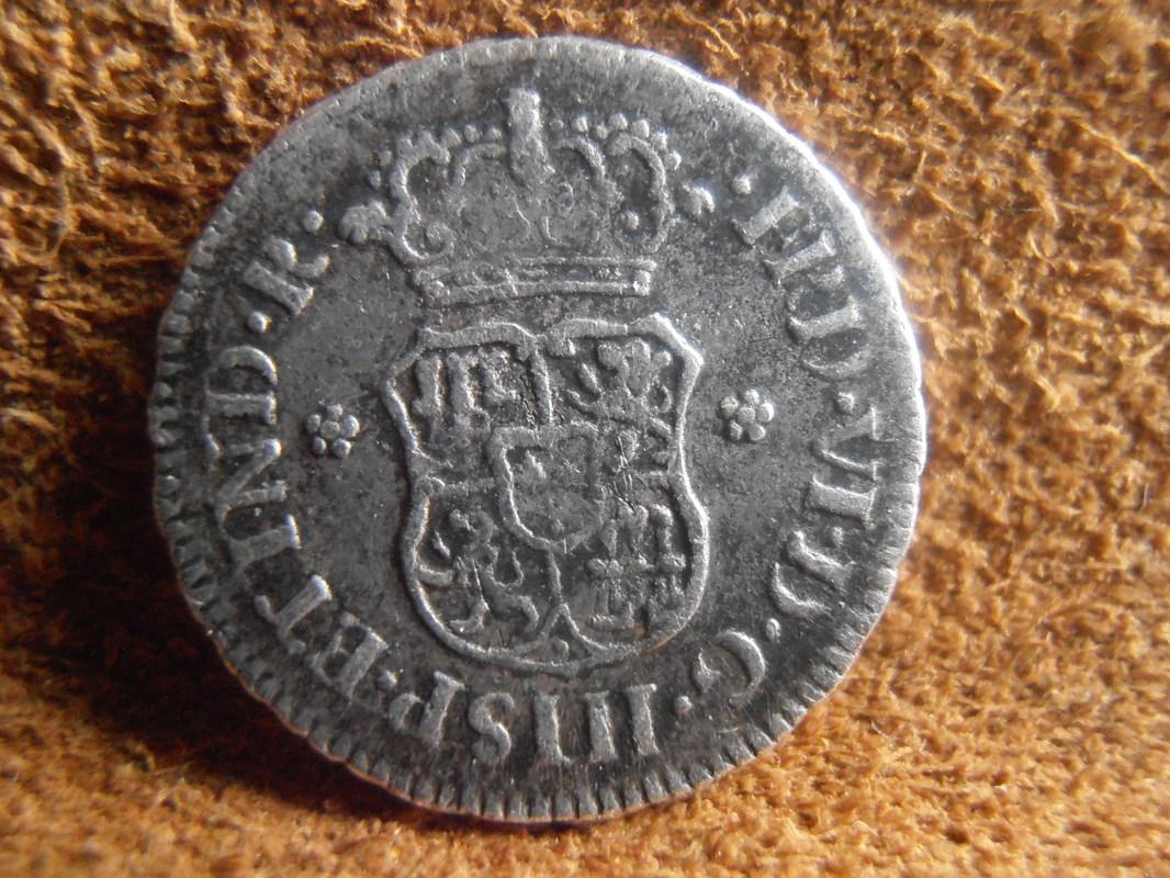 1/2 Real Fernando VI ceca de  Lima(1759) P3040020