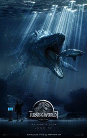 Film Terbaru Jurassic World (2 Jurassic_World